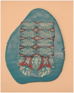 Treci kurs polimerske gline, ogrlica u tehnici kaleidoskop, kod studio, 2013, gordana zurkovic
